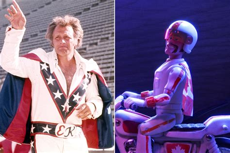 Evel Knievel's Son Sues Disney for Allegedly Using Icon's