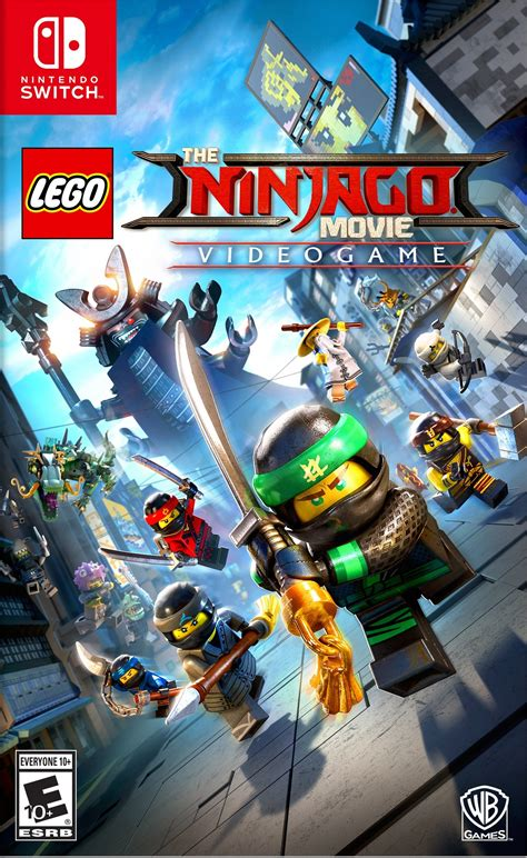The Lego Ninjago Movie Videogame Release Date (Xbox One