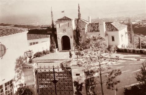 Falcon Lair: Rudolph Valentino House for Sale + Baby Peggy
