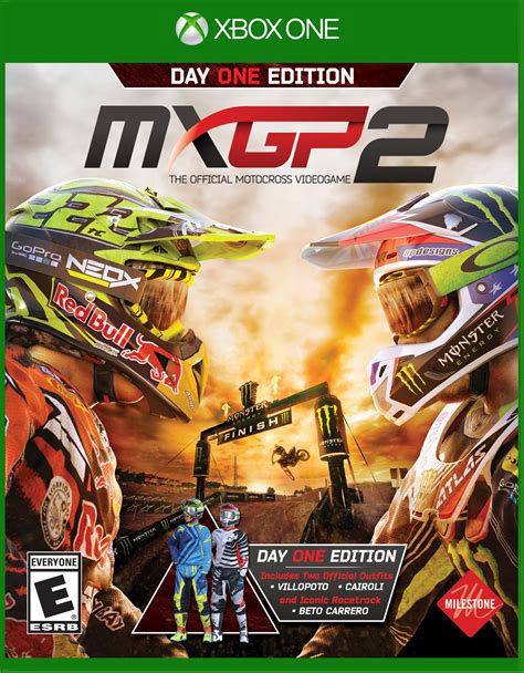 MXGP2 Release Date (Xbox One, PS4)
