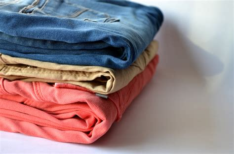 Free Images : jeans, red, housework, wash, fashion