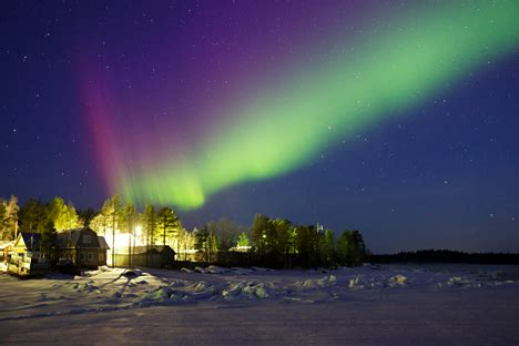 Russia to see a rise in aurora borealis in 2015 - Russia
