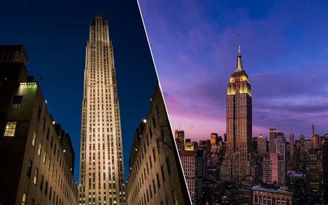 Twin Peaks: Empire State Building & Top of the Rock Tickets