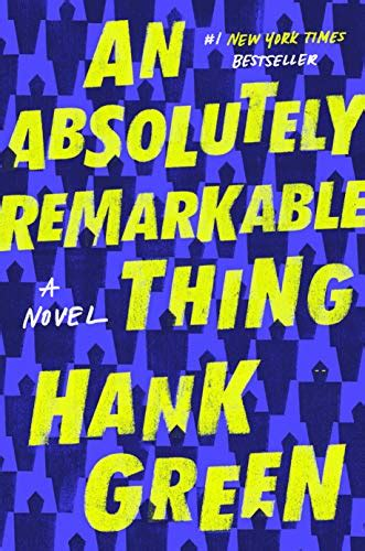 Try While You're Waiting: An Absolutely Remarkable Thing