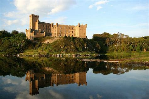 Dunvegan Castle, Isle of Skye - the oldest continuously