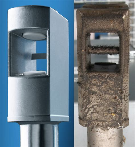 Sewage gas / biogas quantity measurement in wastewater