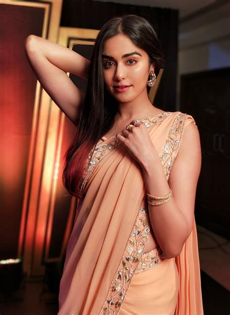 Hot n Sizzling Photos of the Gorgeous Adah Sharma
