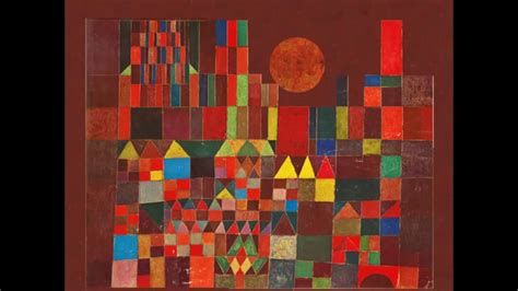 multimedia project Paul Klee: The Castle and the Sun - YouTube