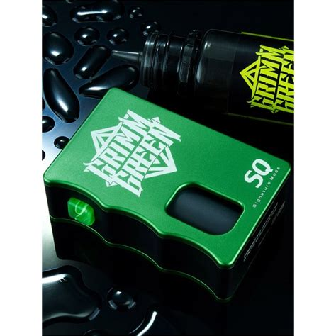 SIGNATURE TIPS - Grimm Green Limited Edition SQ, 209,90