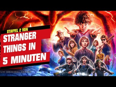 Stranger Things 2 - Film 2017 - Scary-Movies