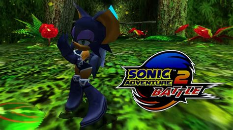 Sonic Adventure 2: Battle - Green Forest - Rouge