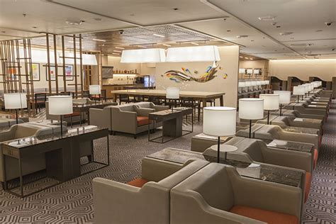 NAIA 3 steps up with Singapore Airlines' SilverKris lounge
