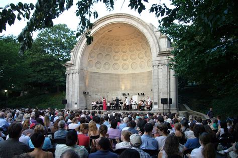 Naumburg Bandshell, Central Park   Attractions in Central