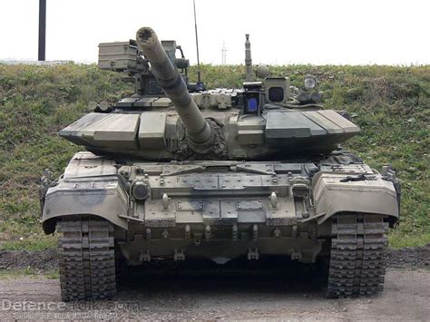 Keeping Cool in the Indian Desert in Russian battle tanks