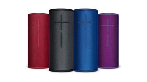 """UE Boom 3 and MegaBoom 3 launched with new design, """"magic"""