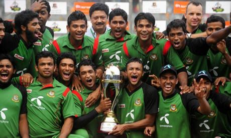 Bangladesh Cricket - heading in the right direction?