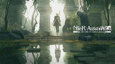 NieR Automata Become as Gods Edition 4K 8K Wallpapers | HD
