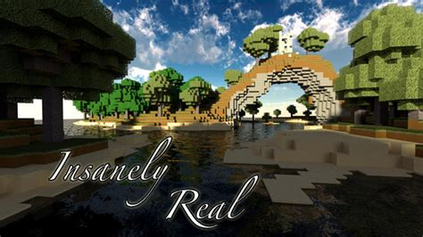 Insanely Real Texture Pack - 9Minecraft