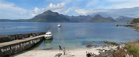 Tourist attractions by Kyle of Lochalsh & the Isle of Skye
