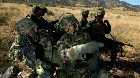 The evolution of US military camouflage: From basic green