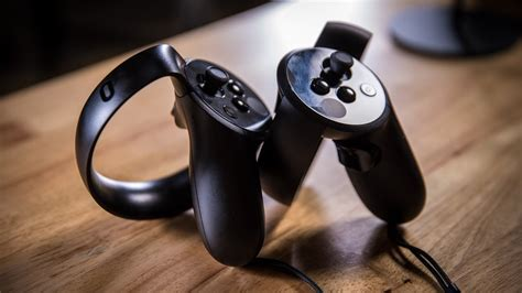 Tested: Oculus Touch VR Controller - YouTube