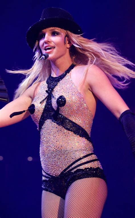 Nipple Tassels from Britney Spears' Best Concert Costumes