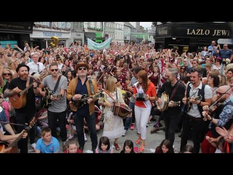 Colourful Arts Festival image wins Galway 2020 photo