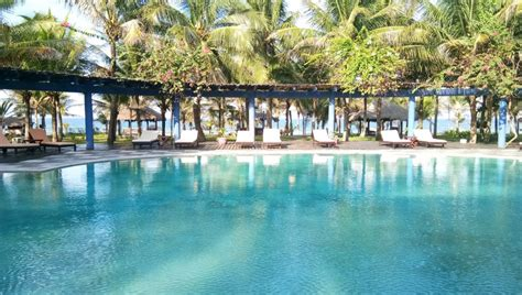 Le Belhamy Hoi An Resort and Spa - Hotel Beam