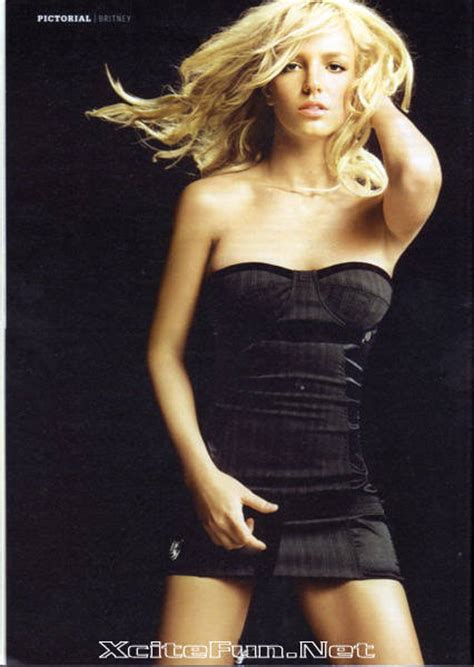 Britney Spears: The Busy Bee - German Maxim Photo Shoot