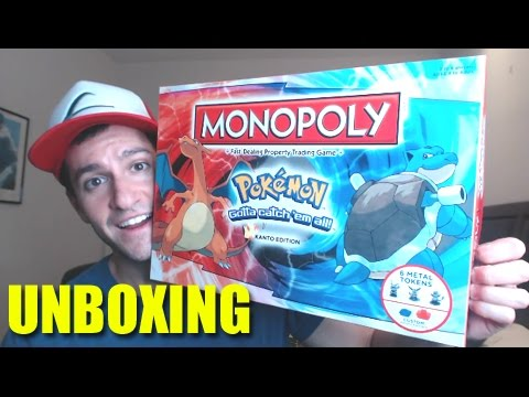 Pokemon Monopoly Collector's Edition 1999 41357 Great