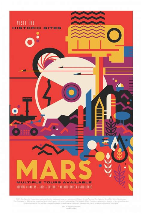 NASA Space Tourism Posters - Free To Download & Print