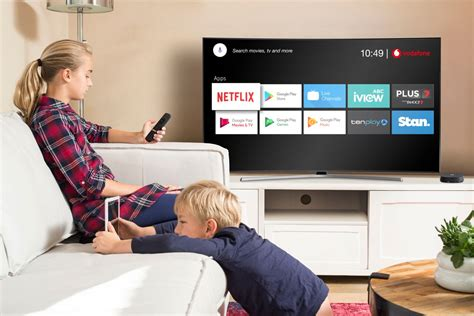 Vodafone looks to entice streaming customers with free