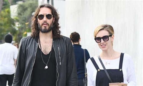 Who is Laura Gallacher? Russell Brand's Wife and Mother to