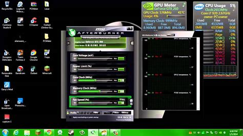 CPU, GPU FAN SPEEDS, AND TEMPERATURES TUTORIAL WITH LINKS
