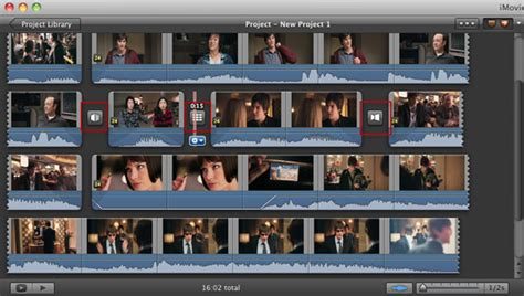 How to Add Transitions in iMovie 09 (iMovie 11)