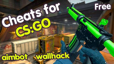 FREE CHEAT FOR CS GO + LINK FOR DOWNLOAD WINDOWS MACOS