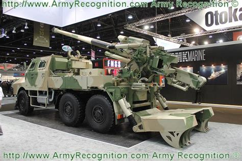 SH1 wheeled self-propelled howitzer 155mm technical data