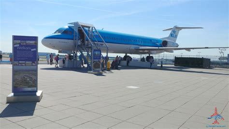 How to get to the Amsterdam Schiphol AMS Airport Panorama