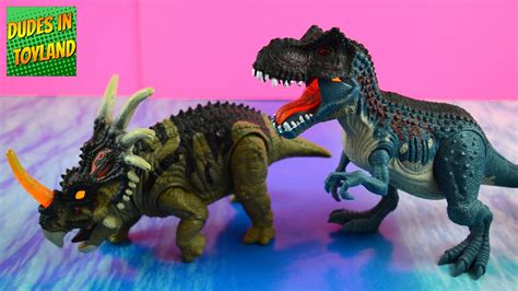 Dinosaur toys by Animal Planet - Light and Sound T-rex