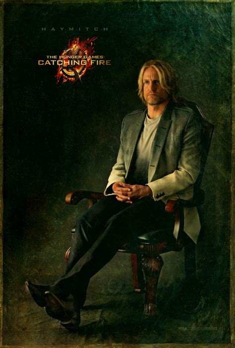 'Hunger Games: Catching Fire' Releases a Batch of