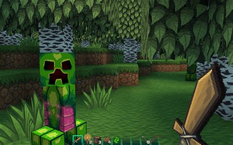 Triton Resource Pack for Minecraft 1