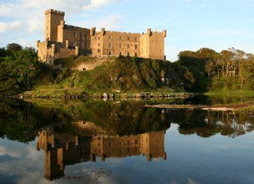 Dunvegan Castle & Gardens, Skye - the oldest continuously