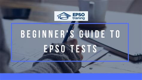 EPSO Competency-Based Interview - The Ultimate Guide
