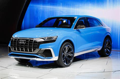 Audi Q8 SUV to sit above the Q7; to share platform with