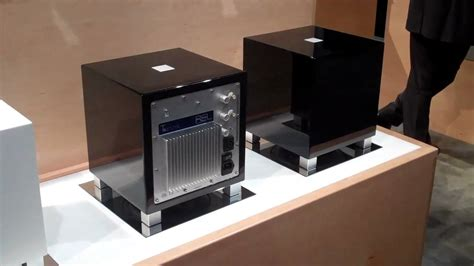 Audio Video Today at Cedia Expo 2010, New REL T5 Subwoofer