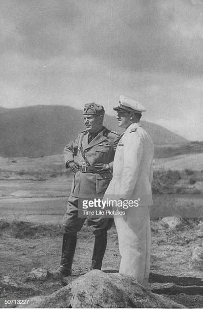 Galeazzo Ciano Stock Photos and Pictures   Getty Images