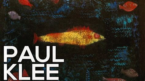 Paul Klee: A collection of 277 works (HD) - YouTube