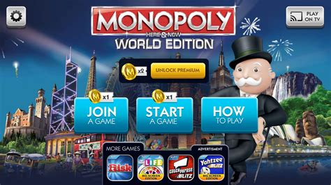 MONOPOLY Here & Now 1