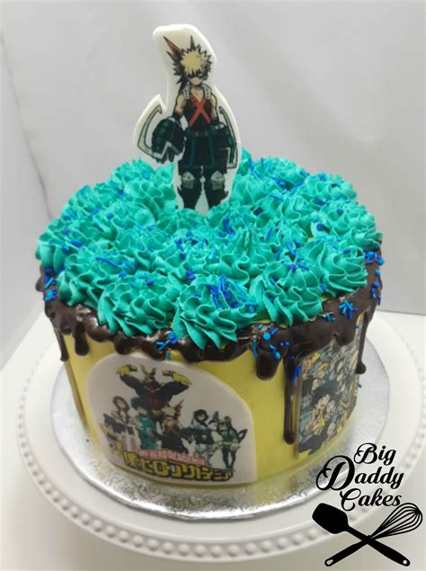 My Hero Academia ⋆ Welcome To Big Daddy Cakes