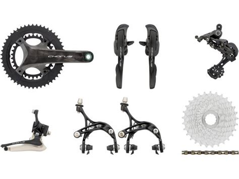 Campagnolo Chorus 12s Gruppe 12-fach 34-50 - bike-components
